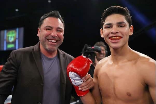 2018 Ryan Garcia vs Jayson Velez Boxing Live