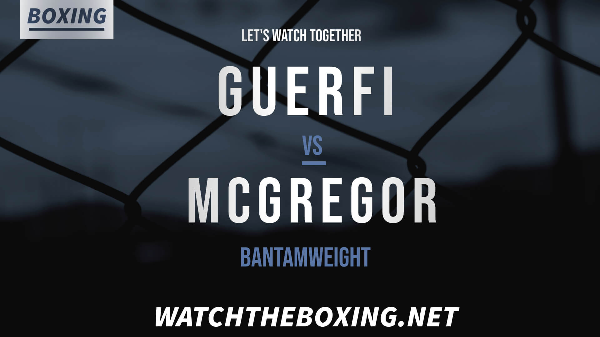 Karim Guerfi Vs Lee McGregor Highlights 2021