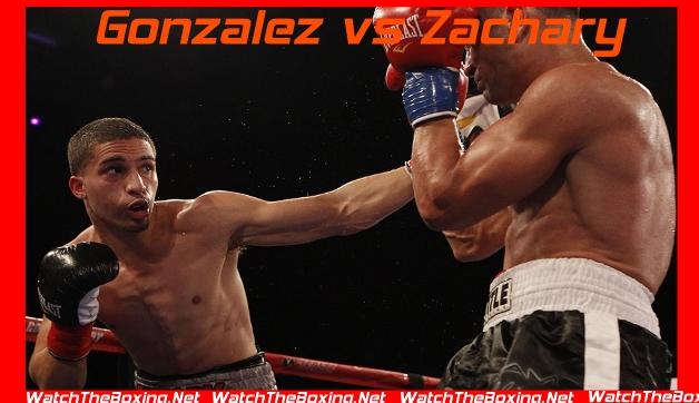 Live Round 8 Luis Joel Gonzalez vs Zachary Ochoa