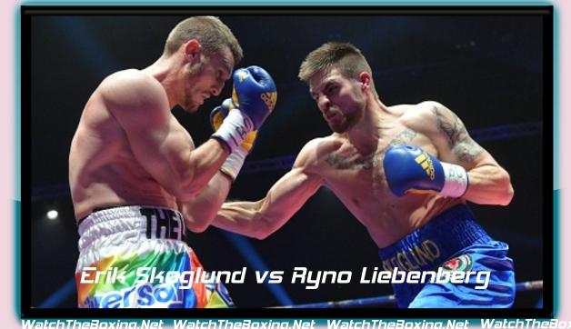 Round 12 Erik Skoglund vs Ryno Liebenberg Online 2016