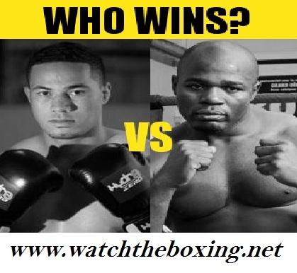 Watch Fight Parker vs Takam Live In Uk