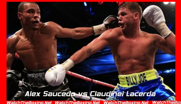 2016 Fight Online Alex Saucedo vs Claudinei Lacerda