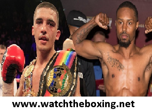 Watch 2016 Boxing Fight Lee Selby vs Eric Hunter Online