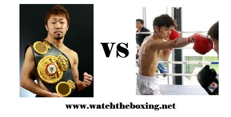 Akira Yaegashi VS Hirofumi Mukai Live Boxing