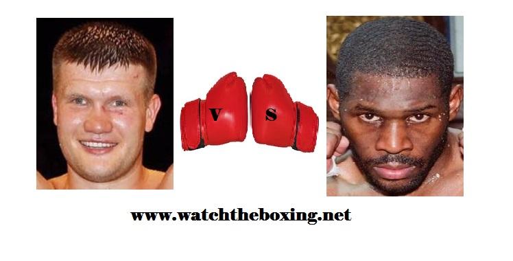 Bryant Jennings VS Alexander Dimitrenko Live Boxing