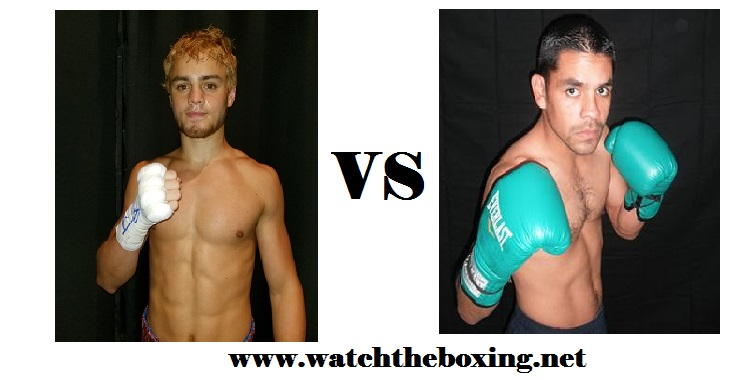 Christian Carto VS Javier Gallo boxing live