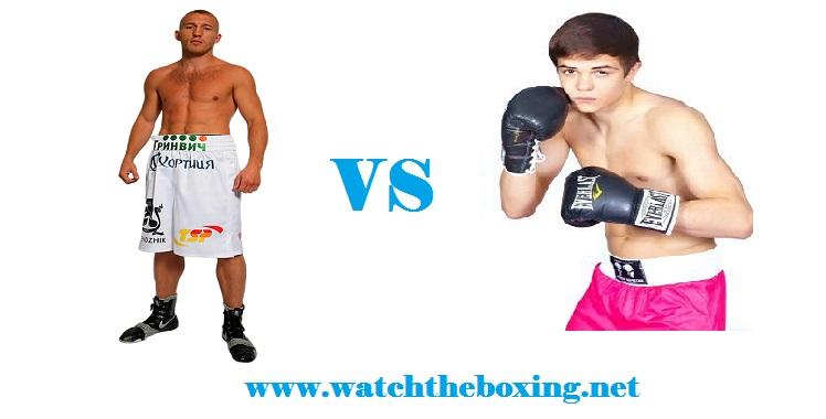 Dmitry Mikhaylenko VS Alexander Kotov Live Boxing