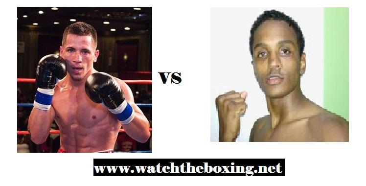 Jason Sosa VS Reynaldo Blanco live boxing