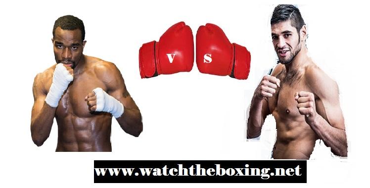 Jesse Hart VS Mike Gavronski Live Boxing