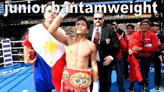 Junior bantamweight