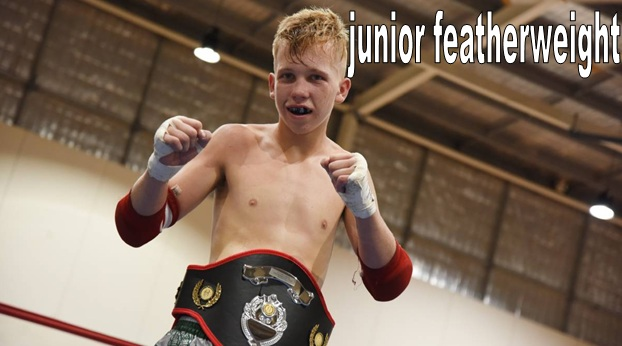 Junior featherweight