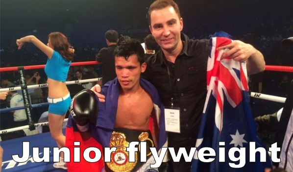 Junior flyweight