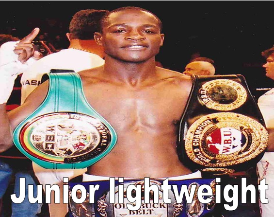 Junior lightweight