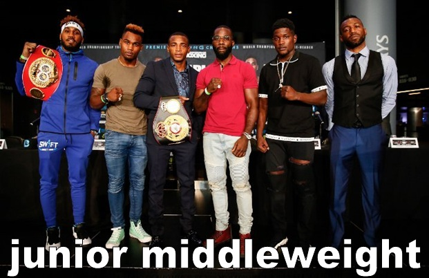 Junior middleweight