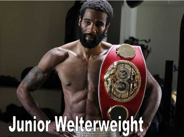 Junior welterweight