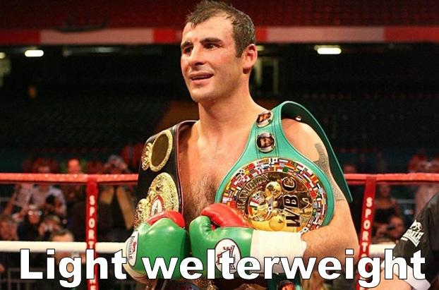 Light Welterweight