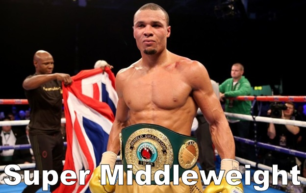 Super middleweight