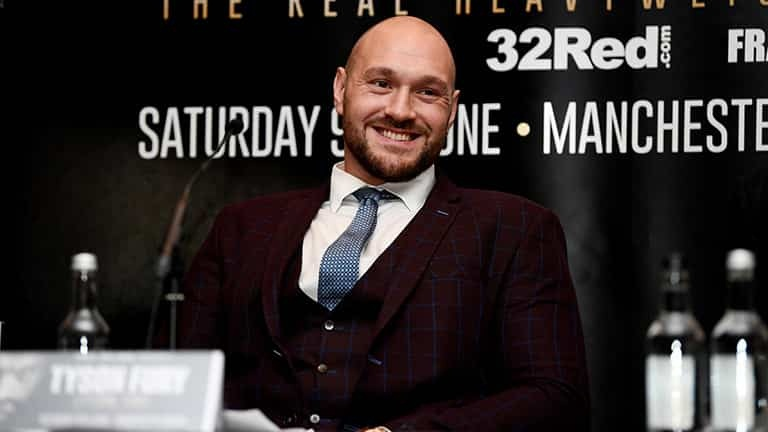 Tyson Fury returns solely to BT Sport