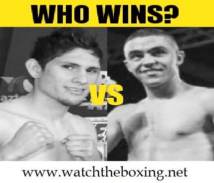 Alejandro Gonzalez vs Karim Guerfi