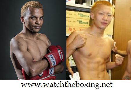 Amnat Ruenroeng vs Myung Ho Lee