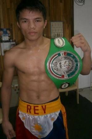 Andres Gutierrez vs Rey Perez