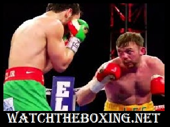 Andy Lee vs John Jackson