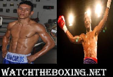 Anselmo Moreno vs Juan Carlos Payano