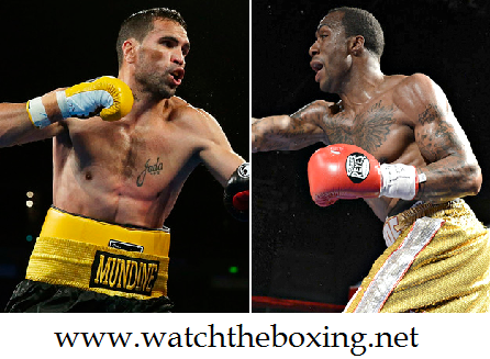 Anthony Mundine vs Charles Hatley