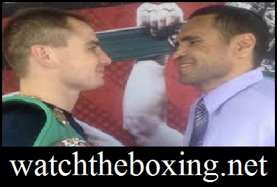 Anthony Mundine vs Sergey Rabchenko