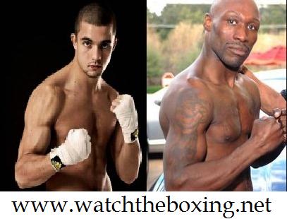 Anthony Yigit vs DeMarcus Corley Boxing Live