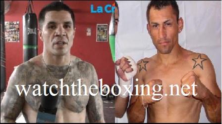 Armando Robles vs Omar Estrella