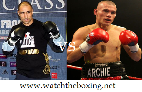 Arthur Abraham vs Martin Murray