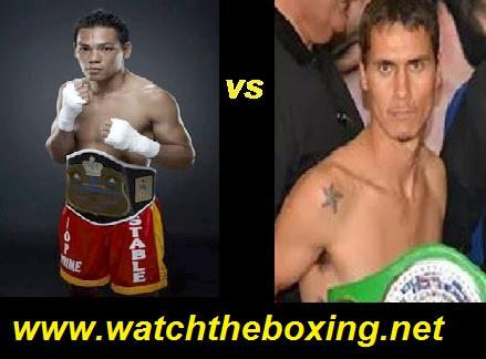 Streaming Rd 10 Arthur Villanueva vs Juan Jimenez