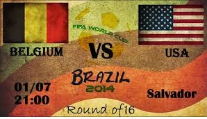 Belgium vs USA