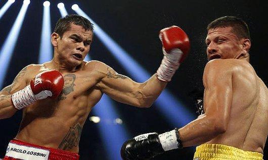 Billi Godoy vs Mateo Veron