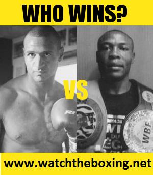 Bob Ajisafe vs Daniel Wanyonyi