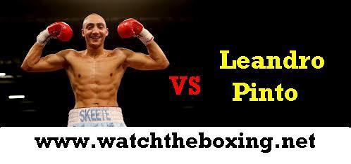 Bradley Skeete vs Leandro Pinto