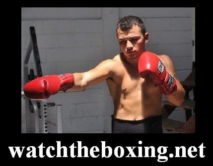 Bryan Vasquez vs Rene Gonzalez
