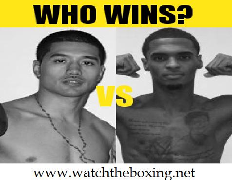Bryant Cruz vs Wesley Ferrer