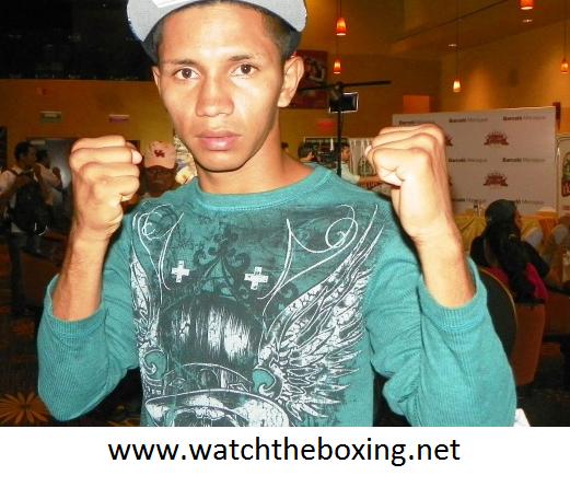 Byron Rojas vs Omar Ortiz