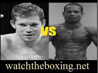 Carlos Cuadras vs Sonny Boy Jaro