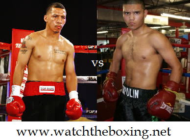 Casey Ramos vs Antonio Capulin