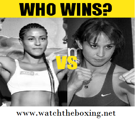 Watch Cecelia Braekhus vs Chris Namus Boxing Female Live