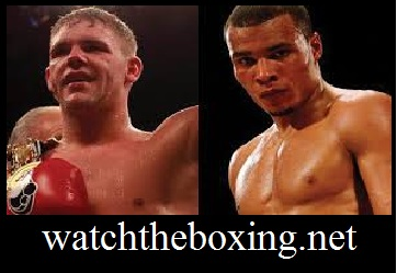 Chris Eubank Jr vs Billy Joe Saunders