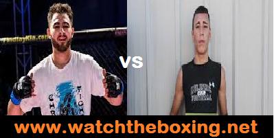 Christian Gonzalez vs Erick Orozco