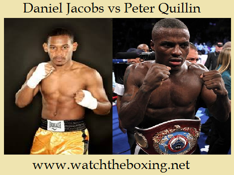 Daniel Jacobs vs Peter Quillin