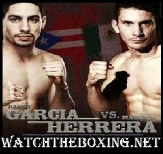 Danny Garcia vs Mauricio Herrera