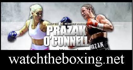 Diana Prazak vs Shannon O Connell
