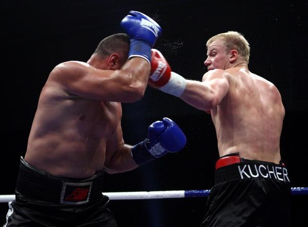 Dmytro Kucher vs Ilunga Makuba