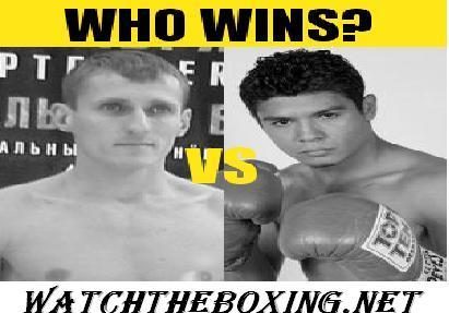 Eduard Troyanovsky vs Jose Alfaro
